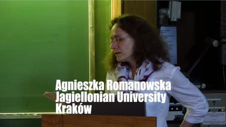New Faces Agnieszka Romanowska